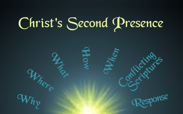 Christ's Second Presence